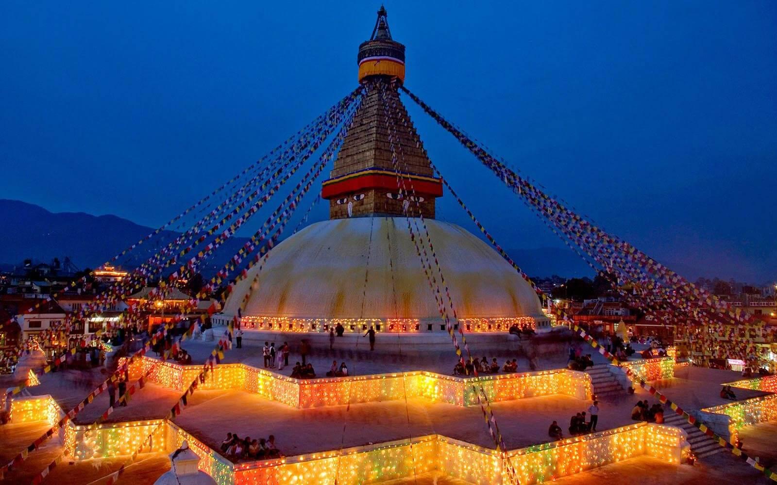 kathmandu city solo tour