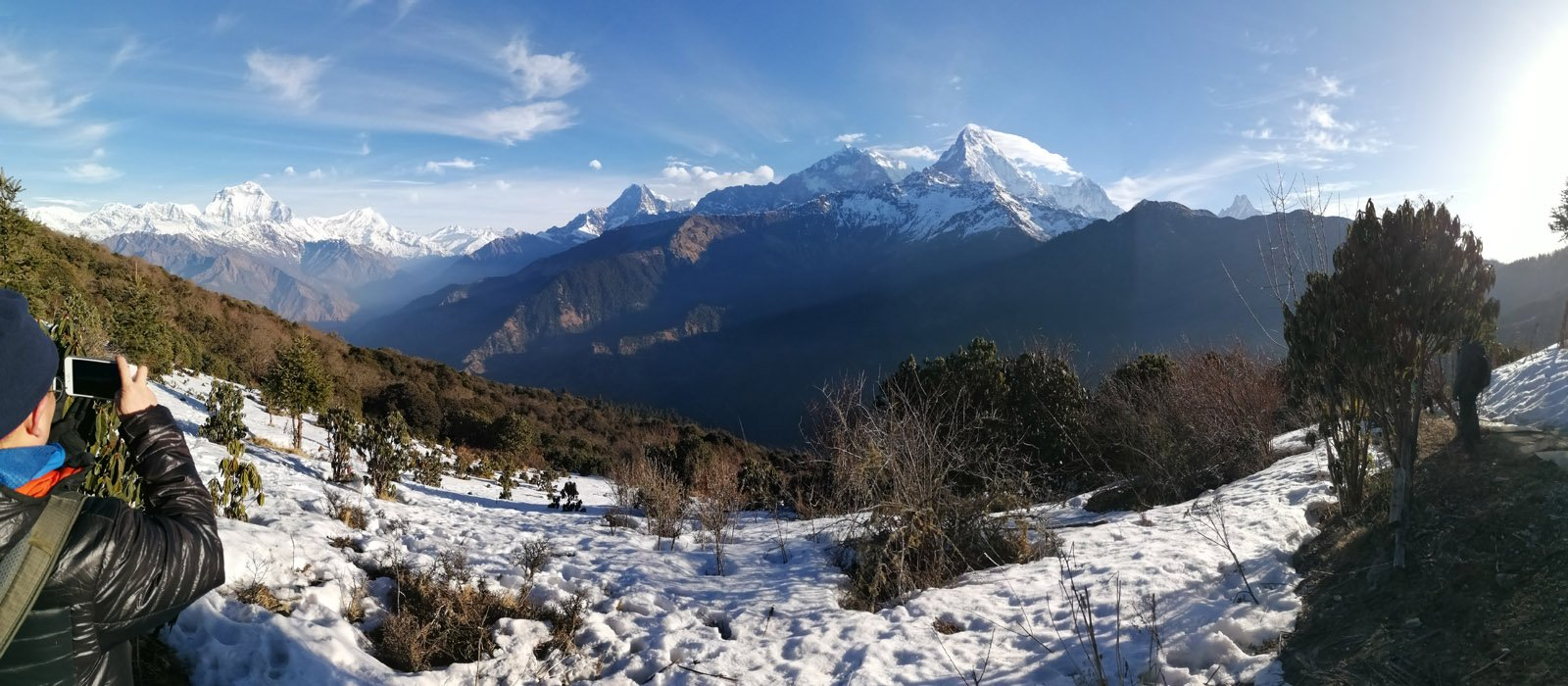 4 nights 5 days poon hill trek