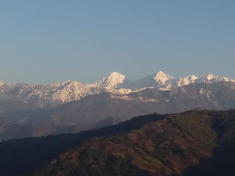 Surya chaur hiking